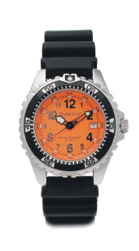 Beaver Momentum M1 Mens Watch Rubber StrapOrange - Mike's Dive Store - 4