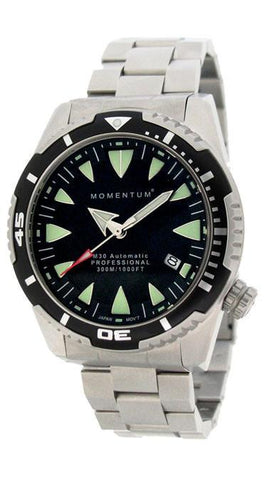 Beaver Momentum M30-DSS Watch with Stainless Steel Strap - Mike's Dive Store