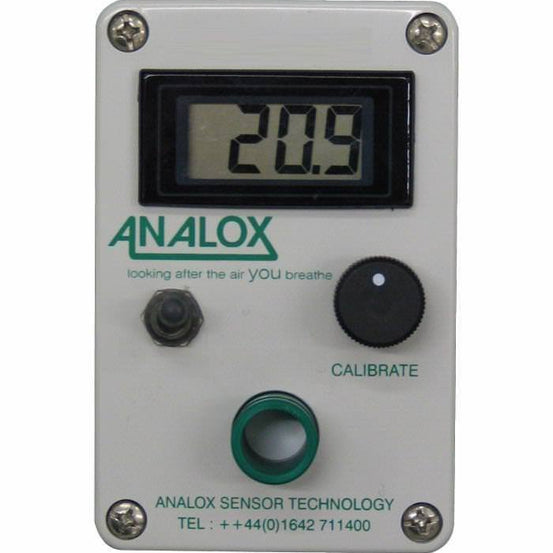 Analox Mini O2 DII Portable Oxygen Monitor - Mike's Dive Store