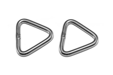 Aqua Tec Stainless Steel Triangles - Mike's Dive Store