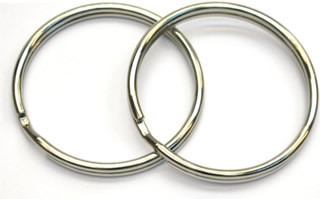 Beaver Split Rings - Mike's Dive Store - 1
