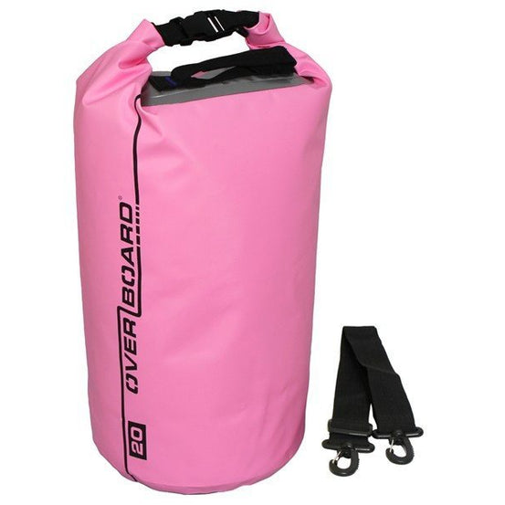 OverBoard 20 Litre Dry TubePink - Mike's Dive Store - 1