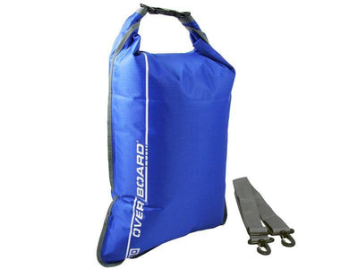 OverBoard 30 Litre Dry Flat BagBlue - Mike's Dive Store - 1