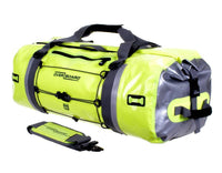 OverBoard 60 Litre Pro-Vis Waterproof DuffelHigh Visibility Yellow - Mike's Dive Store - 1