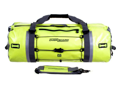 OverBoard 60 Litre Pro-Vis Waterproof Duffel - Mike's Dive Store - 2