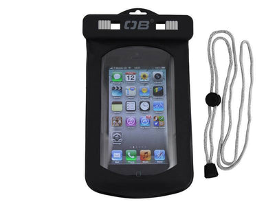 OverBoard Waterproof Small Phone CaseBlack - Mike's Dive Store - 1