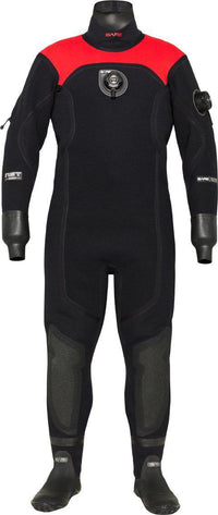 Bare Mens XCS2 Pro Drysuit - Mike's Dive Store - 2
