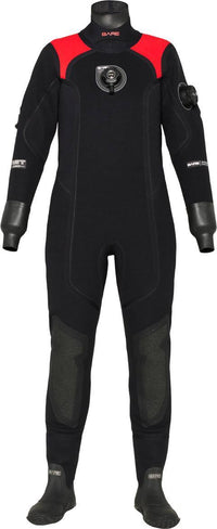 Bare Womens XCS2 Pro Drysuit - Mike's Dive Store - 2