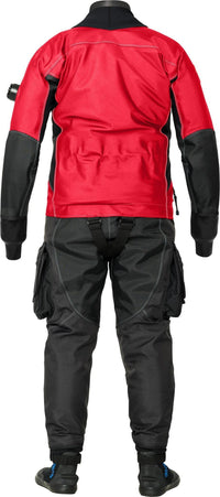 Bare X-Mission Tech Drysuit - Mike's Dive Store - 2