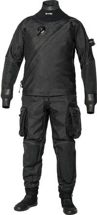 Bare X-Mission Tech Drysuit - Mike's Dive Store - 3