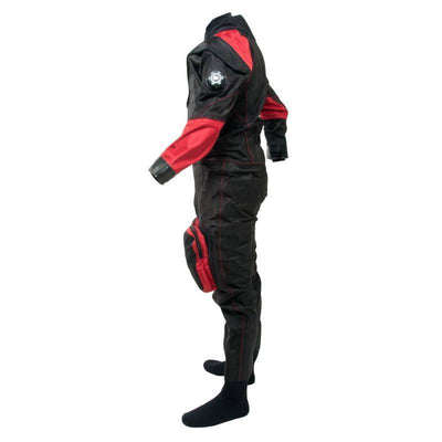 Hollis BTR-500 Drysuit - Mike's Dive Store - 3