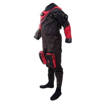 Hollis BTR-500 Drysuit - Mike's Dive Store - 4