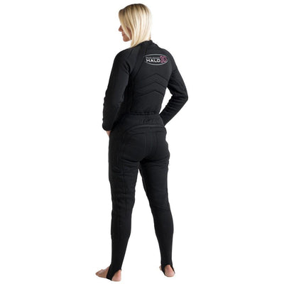 Fourth Element Halo 3D Womens Undersuit - Back - Mike's Dive Store