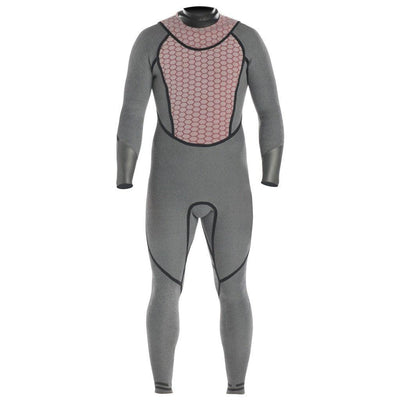 Fourth Element Proteus2 Womens 5mm Wetsuit - Inside - Mike's Dive Store
