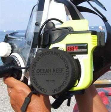 Ocean Reef Damper for GSM G.divers and M101A - Mike's Dive Store