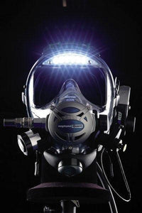 Ocean Reef Visor Lights for Neptune Space Full Face Mask - Mike's Dive Store - 2