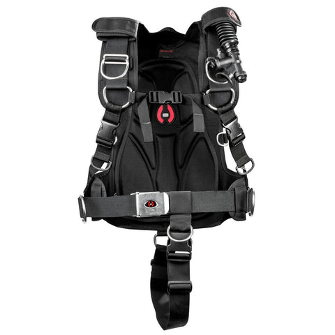 Hollis HTS2 Harness - Mike's Dive Store