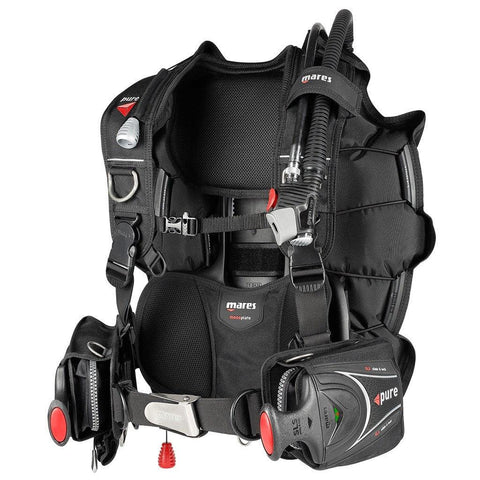 Mares Pure SLS BCD - Mike's Dive Store
