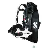 Scubapro Hydros Pro BCD Womens - White - Mike's Dive Store