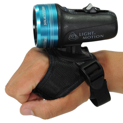 Light and Motion Sola Dive 800 Torch - Hand Strap - Mike's Dive Store