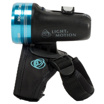 Light and Motion Sola Dive 800 Torch - Side - Mike's Dive Store