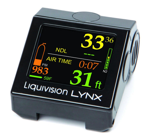 Liquivision Lynx Air Integrated Dive Computer