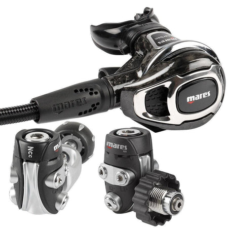 Mares Carbon 52X Regulator