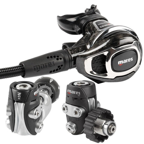 Mares Carbon 52 Regulator - Mike's Dive Store