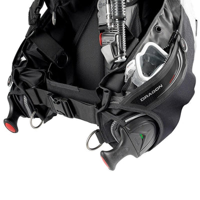 Mares Dragon SLS BCD - Integrated Weight / Pockets - Mike's Dive Store