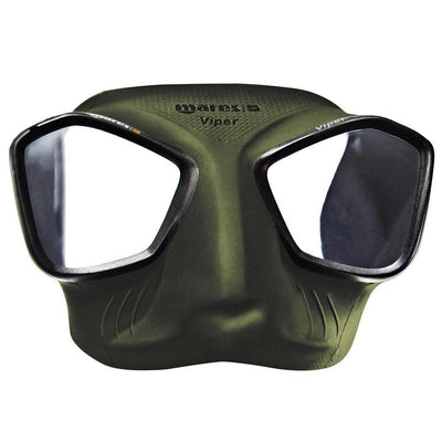 Mares Viper Freediving Mask - Green - Mike's Dive Store