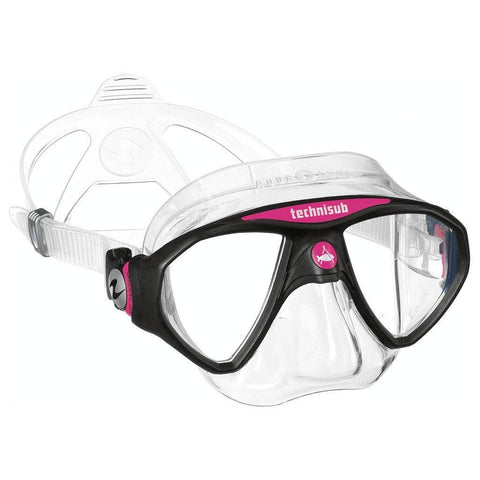 Aqualung Micromask Dive Mask - Lady Pink - Mike's Dive Store