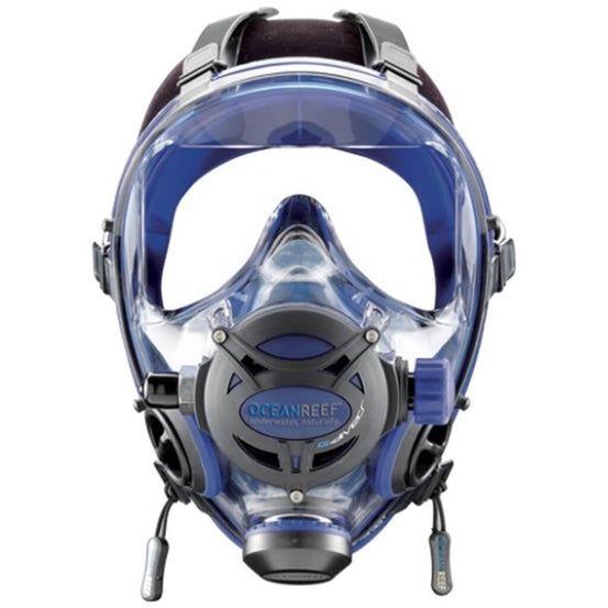 Ocean Reef Neptune Space G.diver Full Face Dive Mask - Cobalt - Mike's Dive Store