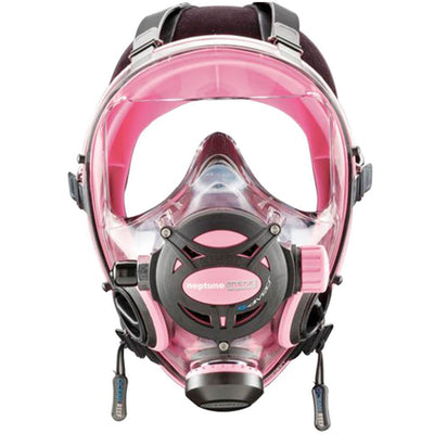 Ocean Reef Neptune Space G.diver Full Face Dive Mask - Pink - Mike's Dive Store