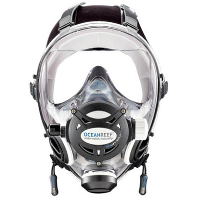 Ocean Reef Neptune Space G.diver Full Face Dive Mask - White - Mike's Dive Store