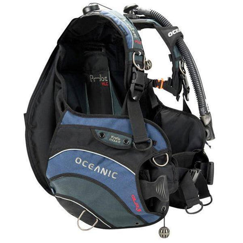 Oceanic Probe HLC BCD - Mike's Dive Store