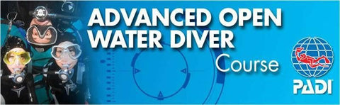 PADI Advanced Open Water Diving Course - London - Mike's Dive Store