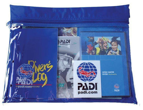 PADI Open Water Crew Pack with Dive Computer Manual - Mike's Dive Store