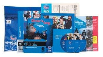 PADI Open Water Ultimate Crew Pack with eRDPML - Mike's Dive Store