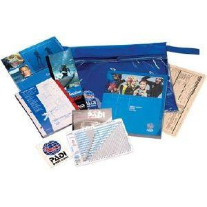 PADI Open Water Ultimate Crew Pack with RDP Table (Metric) - Mike's Dive Store