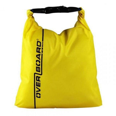 OverBoard 1 Litre Dry Pouch - Yellow - Mike's Dive Store