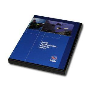 PADI Diver Propulsion Vehicle DVD - Diver Edition - Mike's Dive Store