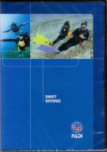 PADI Drift Diving DVD - Diver Edition - Mike's Dive Store