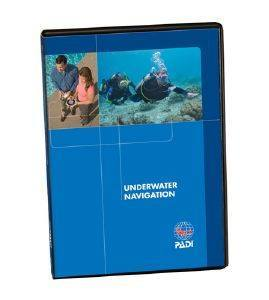 PADI Underwater Navigation DVD - Diver Edition - Mike's Dive Store