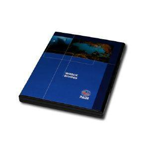 PADI Wreck Diving DVD - Diver Edition - Mike's Dive Store