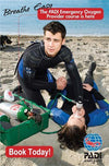 PADI Emergency Oxygen Provider Course - London - Mike's Dive Store
