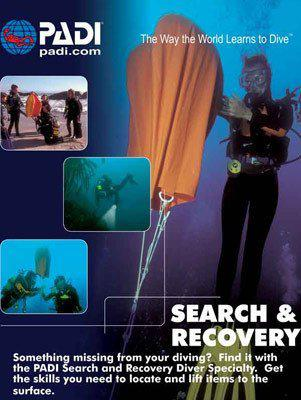PADI Search and Recovery Course - London - Mike's Dive Store