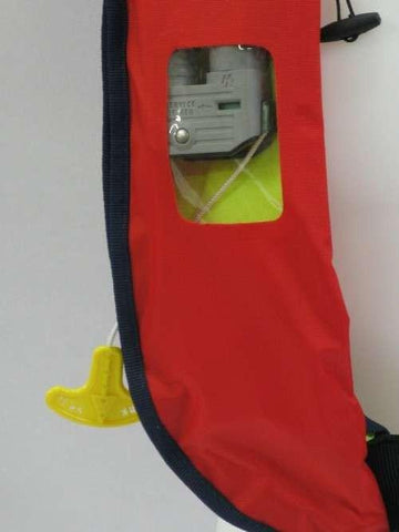 Typhoon Inflatable Racer Pro 275N Lifejacket & Harness - Mike's Dive Store - 2