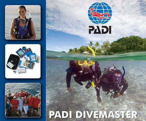 PADI Divemaster Course - London - Mike's Dive Store