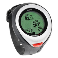 Mares Puck Pro Dive Computer - White - Mike's Dive Store