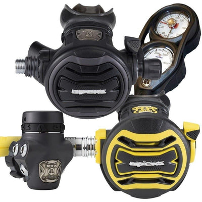 Regulators - Apeks XTX Tungsten Stage 4 Regulator Set